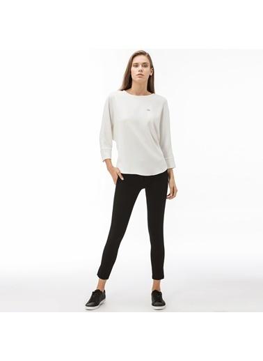 Lacoste Kadın Skinny Pantolon HF2006.06S Siyah